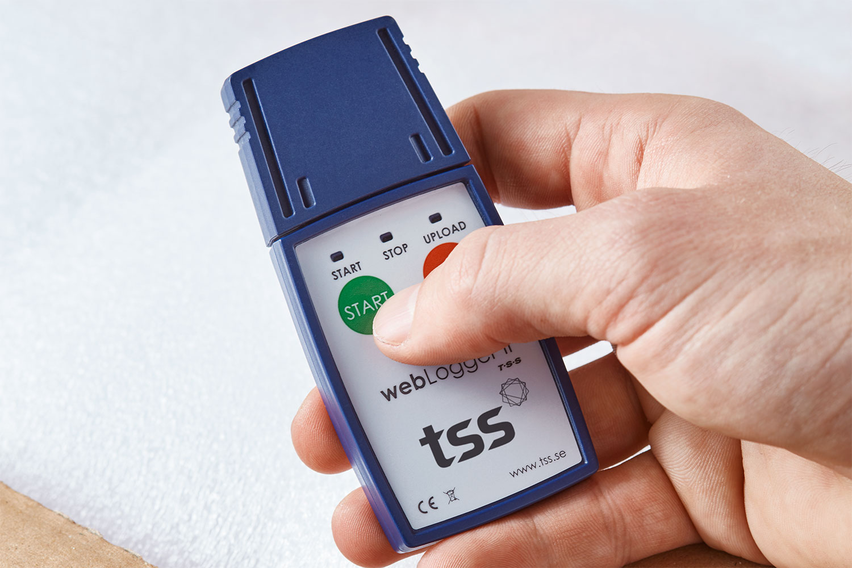 TSS webLogger II