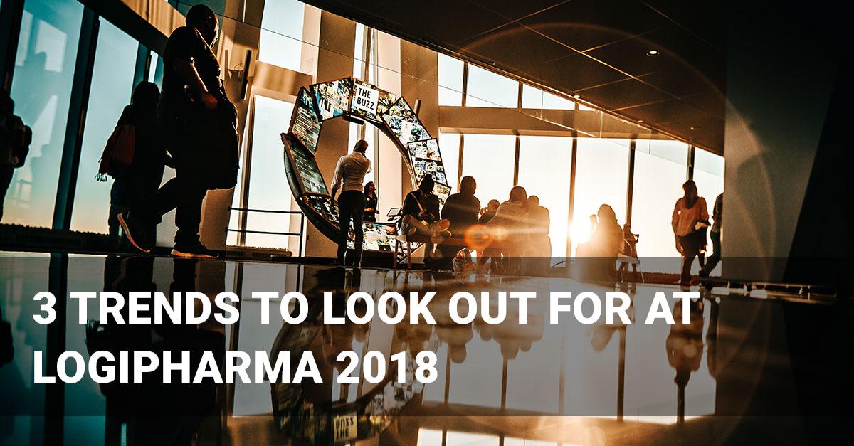 trends logipharma 2018