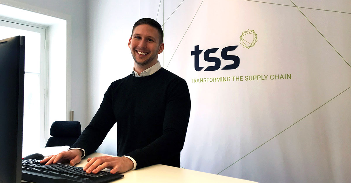 Working at TSS - Ivan