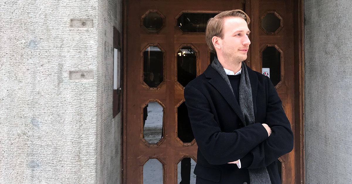 eet Kjell Runngren, Business Development Manager at TSS